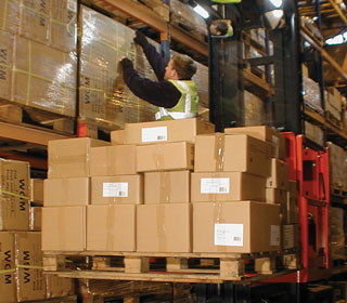 Trade Counter Distribution - Warehouse stock management